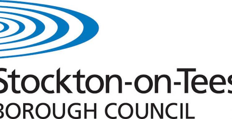 Graphic of Stockton Borough Council logo
