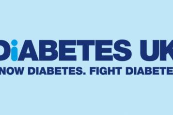 Graphic of Diabetes UK logo