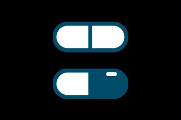 Graphic of pills