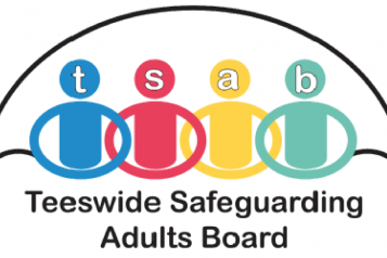 Graphic of Teeswide Safeguarding Adults Board logo