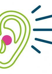 Graphic of listening